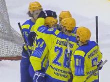 Хоккейный клуб 'Челны' выиграл по буллитам матч в Нижнем Тагиле