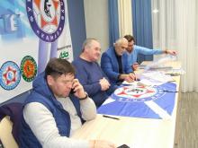 «КАМАЗ» - Сборная Татарстана (ветераны). Матч закончился со счетом 2 - 2