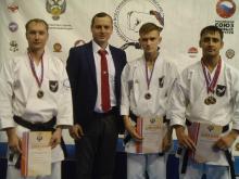 Челнинцы одержали победы на Кубке России по всестилевому каратэ