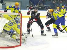 После 10 побед подряд хоккейный клуб 'Челны' потерпел поражение в Тамбове (+ видео)