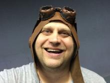 В новом спектакле театра 'Мастеровые' роль Карлсона исполнит питерский актер Александр Кочеток