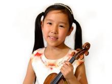'Маленькая принцесса скрипки' Лея Джу сыграла для челнинцев (видео)