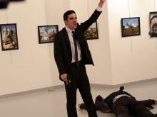 Владмир Путин: Убийство посла РФ в Турции - это провокация (+ видео с места событий)