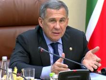 Рустам Минниханов поручил поддержать предпринимателей - клиентов ПАО 'Татфондбанк'