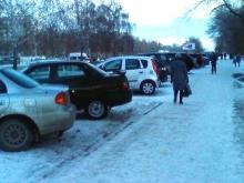 Наиль Магдеев: Решение проблемы парковок - в расширении проездов во дворах и строительстве стоянок