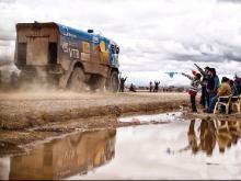 Седьмой этап ралли «Дакар» сокращен вдвое: спецучасток из-за ливней сократили до 161 километра