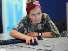Пенсионеры могут общаться с Пенсионным фондом, не выходя из дома