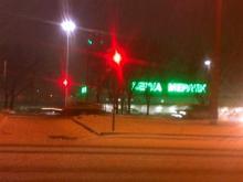 Время горения зеленого света светофора на переходе у 'Леруа Марлен' увеличивать не будут