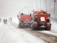 17 января дорожники будут чистить местные проезды на проспектах Чулман, Вахитова и улице Усманова