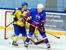 Хоккейный клуб 'Челны' обыграл в Чебоксарах местный одноименный клуб со счетом 3:2