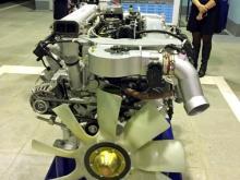 'РариТЭК' презентовал двигатель без предпускового подогревателя для работы при температуре -30