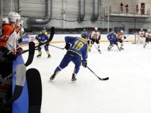 Хоккейный клуб 'Челны' только в овертайме смог вырвать победу у гостей из Нижнего Тагила