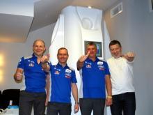 Победитель ралли «Африка Эко Рейс» Андрей Каргинов восстановился после гонок в криокапсуле