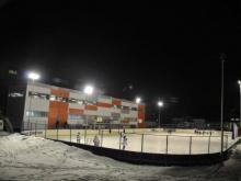 Рамиль Халимов опровергает слухи: Хоккейный корт в 7 комплексе работал и будет работать
