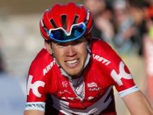 Ильнур Закарин стал лучшим из россиян на велогонке в Испании. Но всего лишь 22-м в общем зачете...