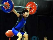 Тяжелоатлет Зульфат Гараев завоевал первую золотую медаль на взрослом уровне