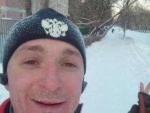 Из Москвы в Пекин: Российский бегун, преодолевая 8000 км, забежит в Набережные Челны