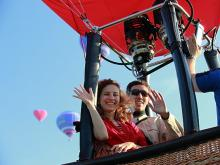 Может ли Эмиль Гараев катать клиентов на воздушном шаре без лицензии?
