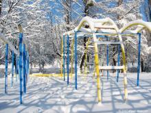 Пустуют спортивные площадки, закупленные в Набережные Челны за миллионы рублей