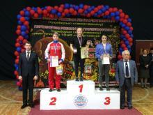 Анна Микрюкова стала серебряным призером чемпионата России по пауэрлифтингу