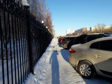 Полицию обвинили в «неправильной парковке» по старым фотографиям