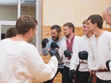 Русский рукопашный бой – искусство самосовершенствования