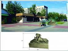 Фонд «Азира» собирает средства на памятник бездомным животным