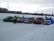 Зимние трековые гонки 'Кубок Салавата' в Набережных Челнах проходят без челнинских гонщиков