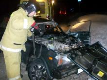 В ДТП на автотрассе 'Елабуга - Пермь' погиб 29-летний водитель на вазовской 'семерке'