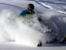 Президент Татарстана Рустам Минниханов перевернулся на снегоходе в лесу