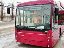 «Троллейбусы ездят на батарейках уже третью зиму даже в сильнейшие морозы»