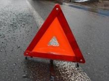 В столкновении автомобилей на перекрестке 3-летняя девочка получила ушиб головы