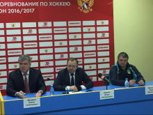 Наиль Магдеев пообещал поддержать ХК «Челны» и призвал дать бой «тамбовским волкам»
