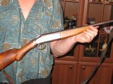 62-летний челнинец за полторы тысячи рублей сдал в полицию ружье, изготовленное в 1945 году