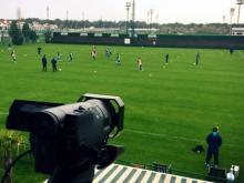 ФК 'КАМАЗ' проиграл первый контрольный матч казахской команде 'Кыран' со счетом 0:1 (видео)