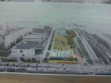 Реконструкция площади Азатлык: челнинцы критикуют москвичей