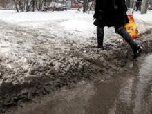 Прокуратура обязала горисполком построить тротуары на проспекте Чулман и оборудовать остановку
