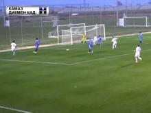 ФК 'КАМАЗ' разгромил во втором контрольном матче турецкий 'Дикмен' со счетом 12:0