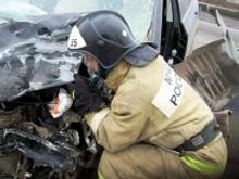 На автотрассе М-7 возле Набережных Челнов погиб водитель, который пренебрёг ремнем безопасности
