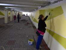 Подземные переходы «текут» - в прошлом году их начали ремонтировать слишком поздно