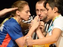 Миляуша Гимранова стала чемпионом России по армреслингу