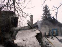 У одинокого инвалида из Круглого Поля сильно обгорел дом. Кто в этом виноват?
