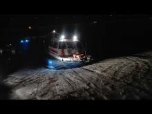 В Набережных Челнах для спасения браконьеров перекрыли трассу М-7