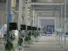 На «КАМАЗе» продолжается монтаж нового конвейера для новых двигателей Р6 - его закончат в апреле