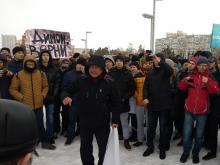 Депутаты о митинге 26 марта: Если это выйдет из-под контроля, может превратиться в украинский майдан