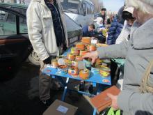На ярмарке в Набережных Челнах покупателям предложили рыбные консервы «из госрезервов»