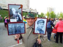 В День Победы 9 мая в Набережных Челнах опять сформируют 'Бессмертный полк'