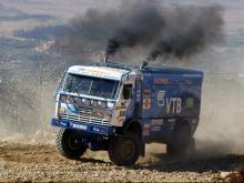 Команда 'КАМАЗ-мастер' подтвердила свое участие в ралли 'Баха Крым' в апреле 2017 года