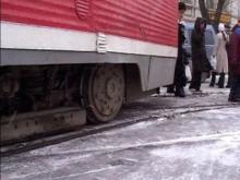 Почему трамваи сходят с рельсов? Трамвайные пути в городе сильно изношены