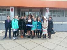 Акция 'Работай в Челнах': Школьников и студентов водят на экскурсии по челнинским фирмам